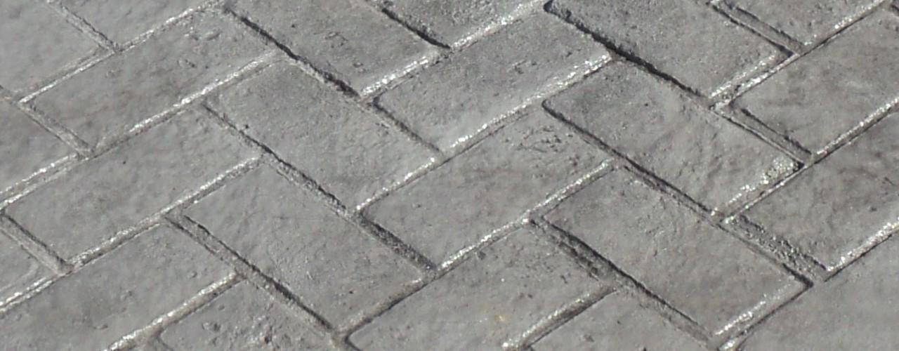 color gris oscuro pigmento hormig贸n impreso
