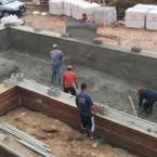 Construcci贸n y Realizacion de piscinas de obra con gresite en Alicante y Murcia