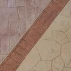 Hormig贸n impreso imitaci贸n madera piedra y adoquin en Alicante y murcia