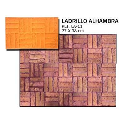 molde ladrillo alhambra