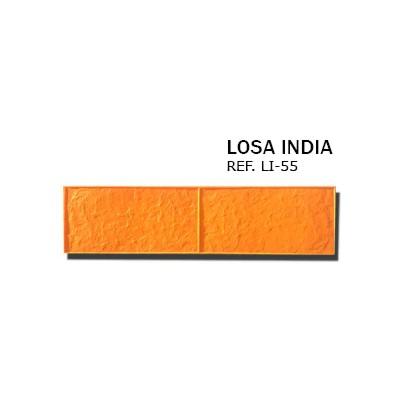 molde losa india