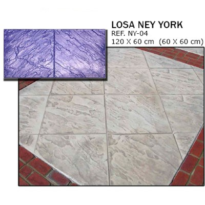 molde losa new york