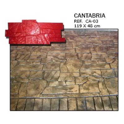 molde piedra cantabria