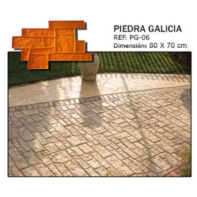 molde piedra galicia