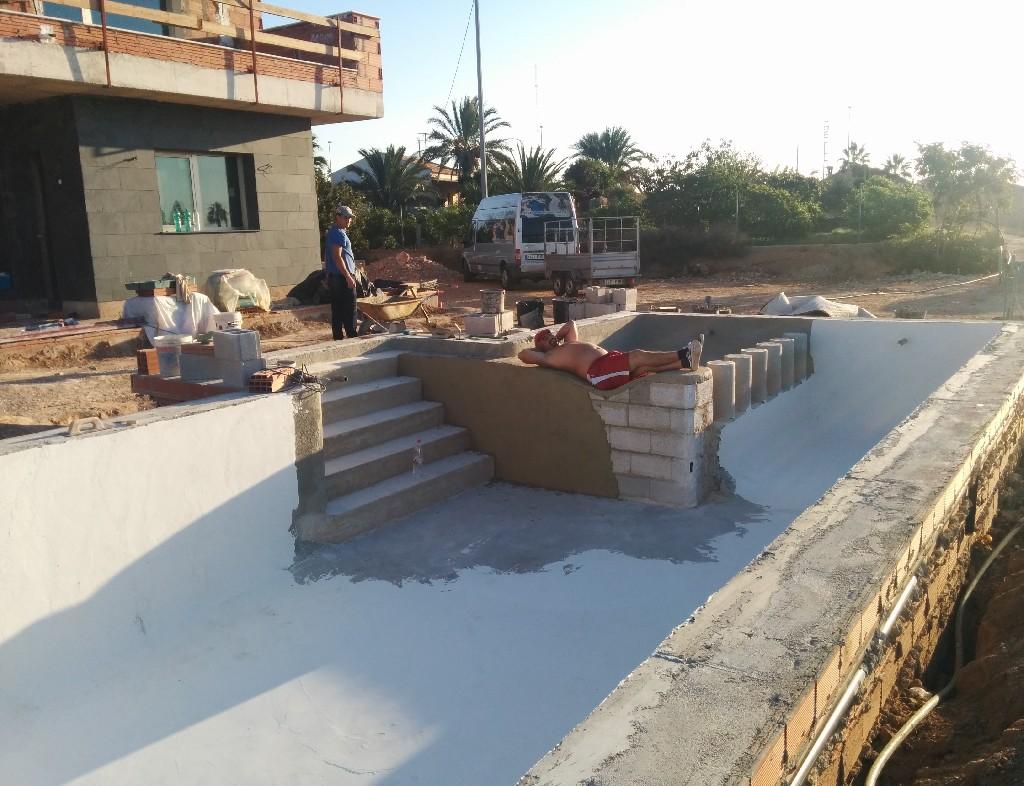 hacer una piscina de obra mini piscinas minipiscina spa