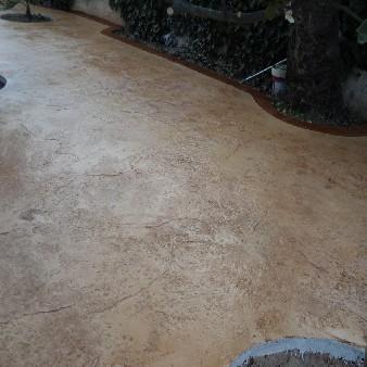 hormigon impreso alfombra piedra natural torrevieja