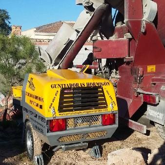 Proyectar muros de Hormig贸n en Alicante y Murcia